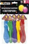 Воздушные шарики Paterra Светлячок со светодиодом 5шт