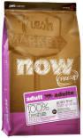 Сухой корм для кошек Now Fresh Adult Беззерновой с индейкой уткой и овощами 7.26кг