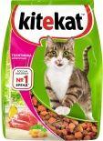 Сухой корм для кошек Kitekat Телятинка аппетитная 1.9кг