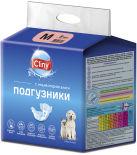Подгузники для животных Cliny L 8-16кг 8шт