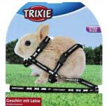 Шлейка для грызунов Trixie для крольчат 20-33см*8мм*1.25м
