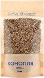 Конопля Royal Forest семена неочищенные 100г