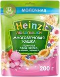 Каша Heinz Любопышки Многозерновая Йогуртная 200г