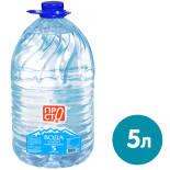 Вода ПРОСТО питьевая негазированная 5л