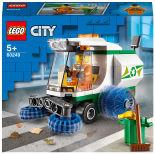 Конструктор LEGO City Great Vehicles 60249 Машина для очистки улиц