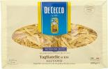 Макароны De Cecco Tagliatelle allunovo n.104 250г