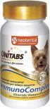 Витамины для собак Unitabs Immuno Complex для мелких пород с Q10 100шт