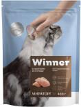 Сухой корм для кошек Winner для стерилизованных кошек из курицы 400г