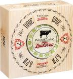 Сыр White Cheese from Zhukovka Бри 60% 150г