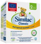 Смесь Similac Classic 2 Молочная с 6 месяцев 1.2кг