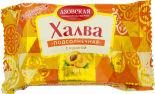 Халва Азовская КФ Подсолнечная с курагой 350г