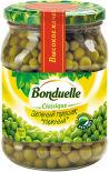 Горошек Bonduelle зеленый Нежный 580мл