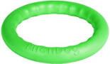 Игрушка для собак Pitchdog  Игровое кольцо зеленое28см