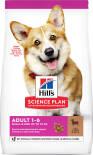 Сухой корм для собак Hills Science Plan Adult Mini для мелких пород с ягненком 6кг