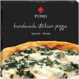 Пицца Pumo Pizza со шпинатом и рикоттой 380г