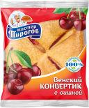 Конвертик Мастер Пирогов с вишневой начинкой 70г