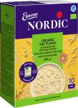 Хлопья Nordic Овсяные органические 600г