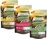 Набор корма для собак Stuzzy Monoprotein Свежая курица 150г +  Свежая говядина с черникой 150г + Индейка с цуккини 150г