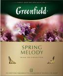 Чай черный Greenfield Spring Melody 100 пак