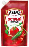 Кетчуп Heinz Острый 350мл