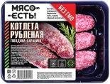 Котлеты рубленые Мясо-Есть! из говядины и баранины 300г
