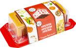 Сыр Cheese Чеддер красный 50% 240г