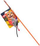 Игрушка для животных Fancy Pets Дразнилка Мышка 7см