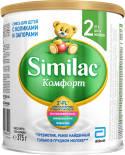 Смесь Similac Комфорт 2 молочная с 6 месяцев 375г