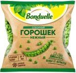 Горошек Bonduelle зеленый нежный быстрозамороженный 400г