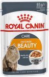 Корм для кошек Royal Canin Intense beauty для поддержания красоты шерсти 85г