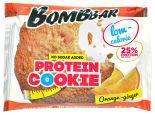Печенье Bombbar неглазированное Апельсин и имбирь 40г
