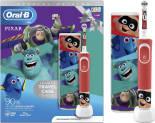 Подарочный набор Oral-B Pixar kids Электрическая зубная щетка с зарядным устройством