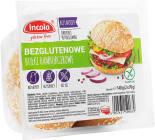 Булочки Incola для гамбургеров с кунжутом безглютеновые 140г