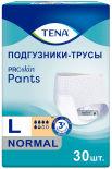 Подгузники-трусы для взрослых Tena Pants Normal L 30шт