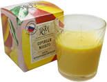 Свеча РСМ Сочный манго в стакане