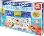 Игра настольная Conector Электронная викторина Развиваем логику