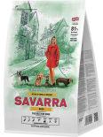 Сухой корм для собак Savarra Adult Dog Small Breed Утка рис 3кг