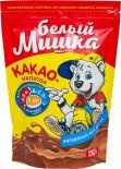 Какао Белый Мишка растворимое гранулированное с витаминами 150г