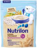 Каша Nutrilon Рисовая безмолочная 180г