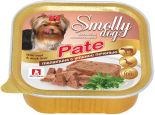 Корм для собак Зоогурман Smolly dog Pate Телятина с утиной печенью 100г