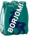 Вода Borjomi минеральная лечебно-столовая газированная 1л