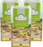 Чай зеленый Ahmad Tea с ароматом жасмина 25 пак