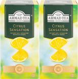 Чай черный Ahmad Tea Citrus Sensation 25 пак