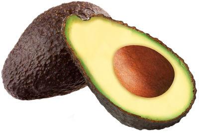 Авокадо Ready to Eat Hass ~120г*2шт упаковка