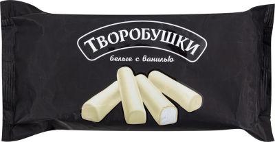 Сырки Творобушки белые с ванилью глазированные 21% 120г