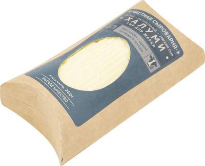 Сыр Частная Сыроварня Халуми для жарки 260г