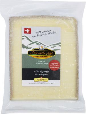 Сыр LeSuperbe Фьор делле Альпи 50% 200г
