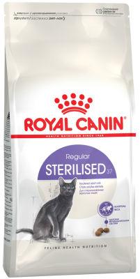 Сухой корм для кошек Royal Canin Sterilised 37 Птица 400г