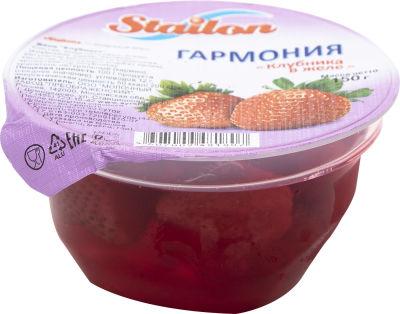 Желе Stailon Клубника 150г