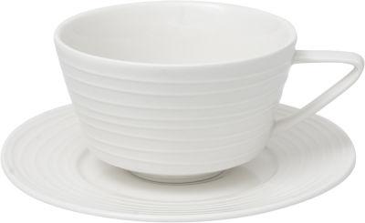 Чайная пара Tudor England Royal Circle чашка и блюдце 300мл